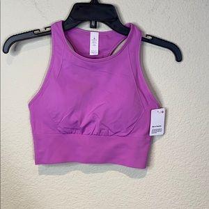 Lululemon Ebb To Train Bra Pink /MGLO